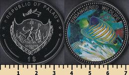 Palau 1 Dollar 2008 - Palau