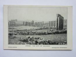 Jerash : The City Of Colums (Gérasa) - Jordan