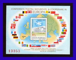 1983 - Rumania - Mi. B 196 - S-d - MNH - RU-070 - 02 - Hojas Bloque