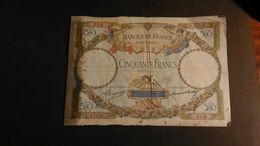 Billet 50 Francs Merson  11.05.1934 - 1871-1952 Anciens Francs Circulés Au XXème
