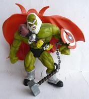 FIGURINE THE MAESTRO TOY BIZ INC 1997 MARVEL L'incroyable Hulk Transformations - Marvel Heroes