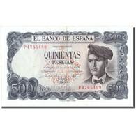 Billet, Espagne, 500 Pesetas, 1973, 1973, KM:153a, TTB - [ 3] 1936-1975 : Regency Of Franco