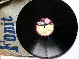 Fonit  - 1955   Nr. 15131.  Nino Taranto - 78 G - Dischi Per Fonografi