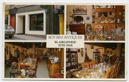 BLAIRGOWRIE : ROY SIM ANTIQUES - Perthshire