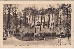 LE TOUQUET PARIS PLAGE HOTEL DES ANGLAIS - Le Touquet