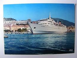 FRANCE - CORSE DU SUD - AJACCIO - Dans Le Port - 1975 - Ajaccio