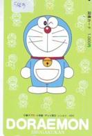 DORAEMON * Carte Prépayée Japon * MANGA * Chat Robot (583) Cinéma Animé  CAT Japan PHONECARD * MOVIE FILM * - BD