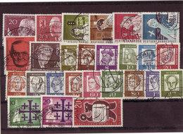 Berlin, Kpl. Jahrgang 1960/61, Gest. (T 9694) - Gebraucht