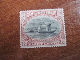 State Of North Borneo  1897  Ships  MLH - North Borneo (...-1963)