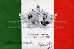 La Marcia Reale Italiana Re Vittorio Emanuele III - Familles Royales