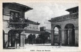 Fano Piazza Del Mercato - Fano