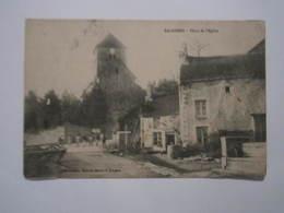 BALESMES-Place De L'église - Autres Communes