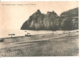 SANT'ALESSIO SICULO - SPIAGGIA E CAPO COL CASTELLO - Messina