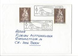 21219 - Christkindl 1974 Lettre  Pour Bern 27.12.1974 - Noël