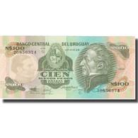 Billet, Uruguay, 100 Nuevos Pesos, UNDATED (1978-86), KM:62a, NEUF - Uruguay