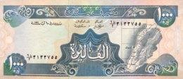 Lebanon 1.000 Livres, P-69b (1991) - UNC - Libanon