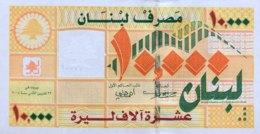 Lebanon 10.000 Livres, P-86a (2004) - UNC - Libanon