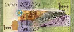Syria 1.000 Pounds, P-116 (2013) - UNC - Syrie