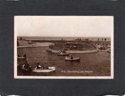 82499   Regno  Unito,  New  Boating Lake,  Skegness,  VG  1931 - Inghilterra