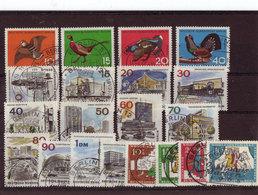 Berlin, Kpl. Jahrgang 1965, Gest. (T 9733) - [5] Berlin