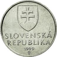 Monnaie, Slovaquie, 10 Halierov, 1999, SUP, Aluminium, KM:17 - Eslovaquia