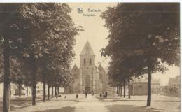 Berlare - Kerkplaats - Uitgever A. Lion-Maes - 1935 - Berlare