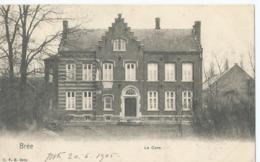 Bree - Brée - La Cure - O.V.B. Brée - 1905 - Bree