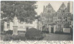 Kortrijk - Courtrai - Le Beguinage - Ed. Fossati-Mussely - 1901 - Kortrijk