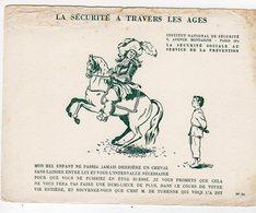 Dec18     83447     Buvard    Institut National De Sécurité  N° 54 - Piles