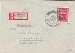 Deutsches Reich - Briefe U. Dokumente