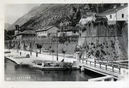 Cattaro Kotor Dalmazia Lungomare Viaggiata 1942 - Montenegro