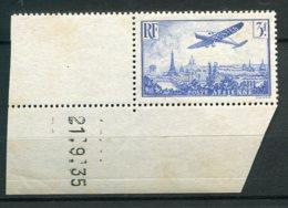 10384  FRANCE  PA 12 *3 F Outremer : Avion Survolant Paris   1936   TB - 1927-1959 Ungebraucht