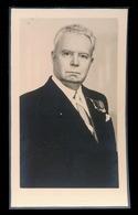 FERNAND JEAN CEURTVRIEND - GENT 1879 - 1962  ) 2 AFBEELDINGEN - Overlijden
