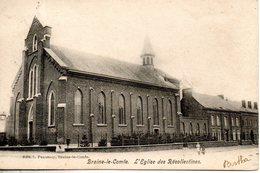 Belgique. Braine Le Comte. L'église Des Récollectines - Braine-le-Comte