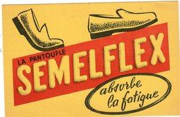 Dec18     83439     Buvard    Semelflex - Chaussures