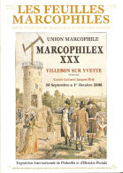 Bulletin Les Feuilles Marcophiles N° 324, 325, 326 Et 327 Et Supplément Au 326 (2) Année 2006 Soit 6 Numéros - Manuali