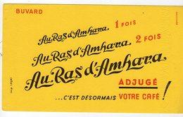 Dec18     83437     Buvard   Au Ras D'amhara  Café - Coffee & Tea