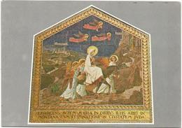 V3409 Ain Karem - Santuario E Madonna Della Visitazione - Mosaico Mosaique Mosaic / Non Viaggiata - Israele