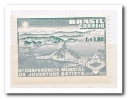 Brazilië 1953, Postfris MNH, Bay Of Guanabara, Rio De Janeiro - Brazilië