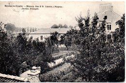Belgique. Braine Le Comte. Maison Des S.S Coeur (picpus). Jardin Potager - Braine-le-Comte