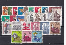 Berlin, Kpl. Jahrgänge 1967/68, Gest. (T 9753) - [5] Berlin