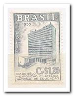 Brazilië 1953, Postfris MNH, Day Of The Stamp - Brazilië