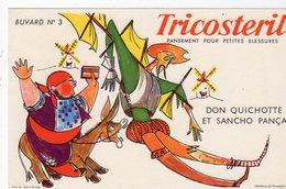 Dec18     83434     Buvard   Tricstéril  N° 3 - Produits Ménagers