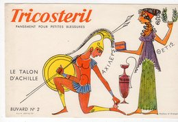 Dec18     83433     Buvard   Tricstéril  N° 2 - Produits Ménagers