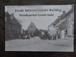 Prentkaart   Zesde Inter.  Ruildag  Prentk.  GROOT - AALST  1994 - Collector Fairs & Bourses