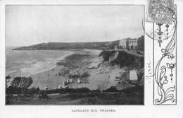 Langland Bay, Swansea - Pays De Galles