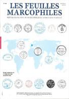 Bulletin Les Feuilles Marcophiles N° 332, 333, 334, 335 Et  Supplément  Au 334  Année 2008 Complet 4 Numéros Et 1 Sup. - Manuali