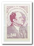 Brazilië 1953, Postfris MNH, Visit Of President General A. Somoza Of Nicaragua - Brazilië