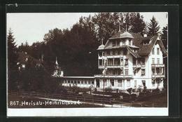 AK Herisau, Heinrichsbad Mit Bäumen - AR Appenzell Ausserrhoden