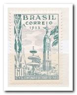 Brazilië 1953, Postfris MNH, 100 Years City Crato - Brazilië
